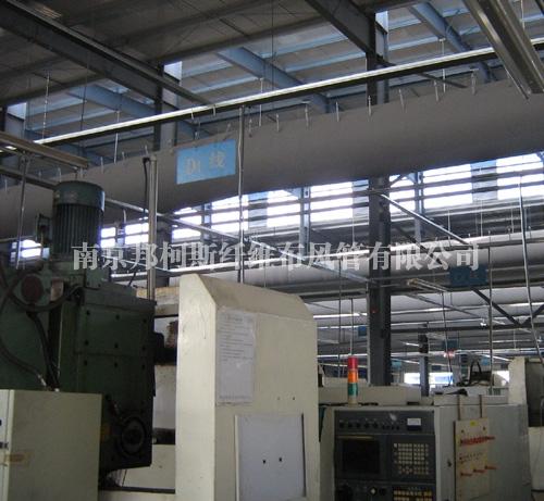 深圳纤维风管