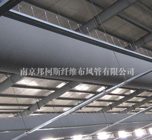 IRR型纤维织物风管