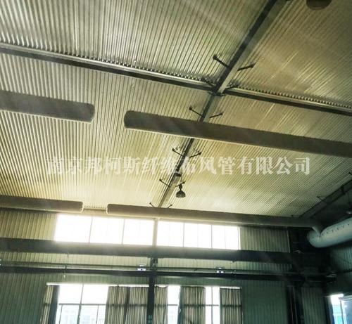 杭州纺织风管