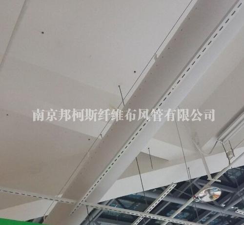 广州织物风管