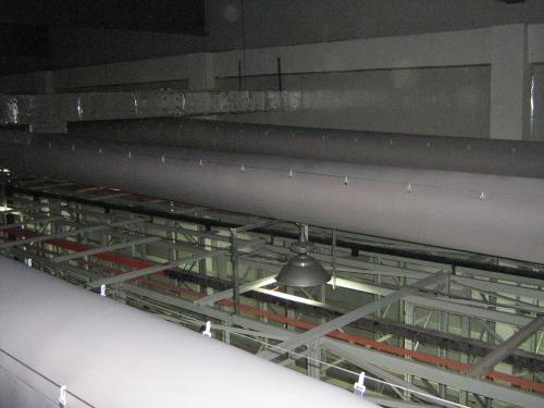 纤维空气分布器