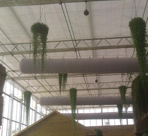 纤维布风管